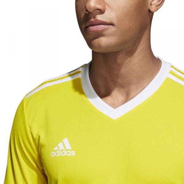 Koszulka adidas Tabela 18 JSY CE8941 żółty XL
