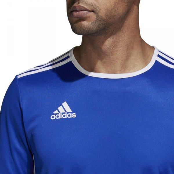 Koszulka adidas Entrada 18 JSY CF1037 niebieski XXL