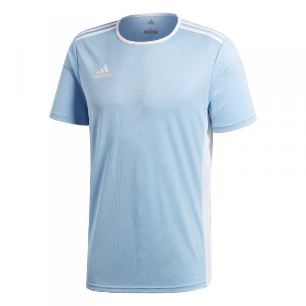 Koszulka adidas Entrada 18 JSY CD8414 niebieski M