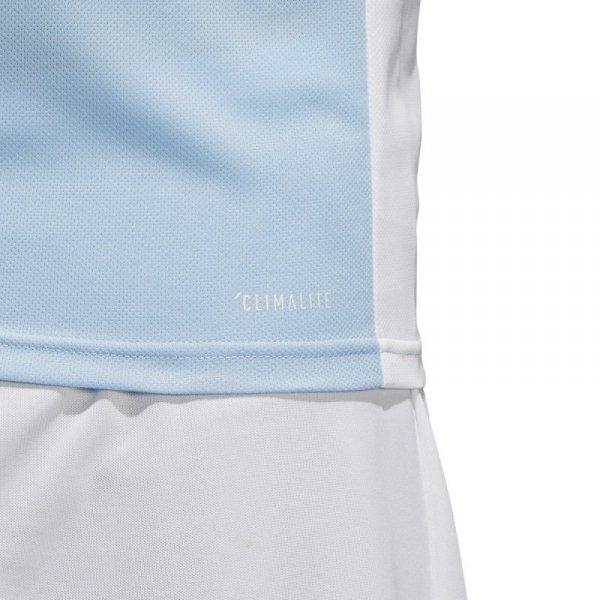 Koszulka adidas Entrada 18 JSY CD8414 niebieski 140 cm