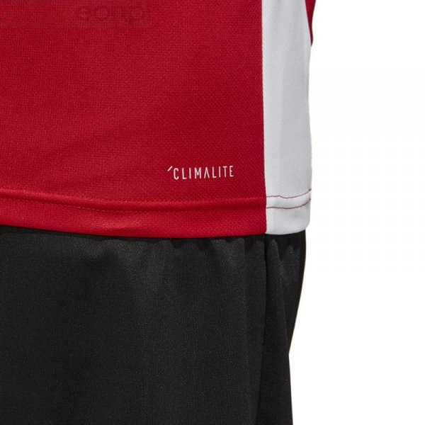 Koszulka adidas Entrada 18 JSY CF1038 czerwony XXXL