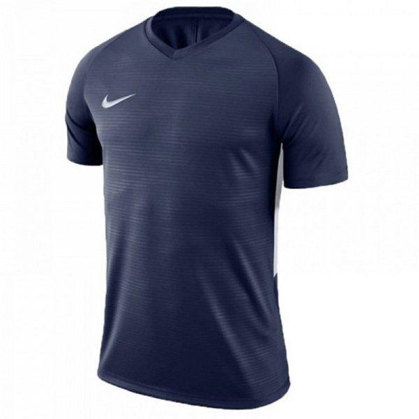 Koszulka Nike Tiempo Premier JSY 894230 411 granatowy S
