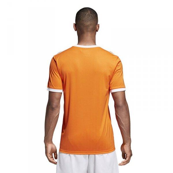 Koszulka adidas Tabela 18 JSY CE8942 pomarańczowy S