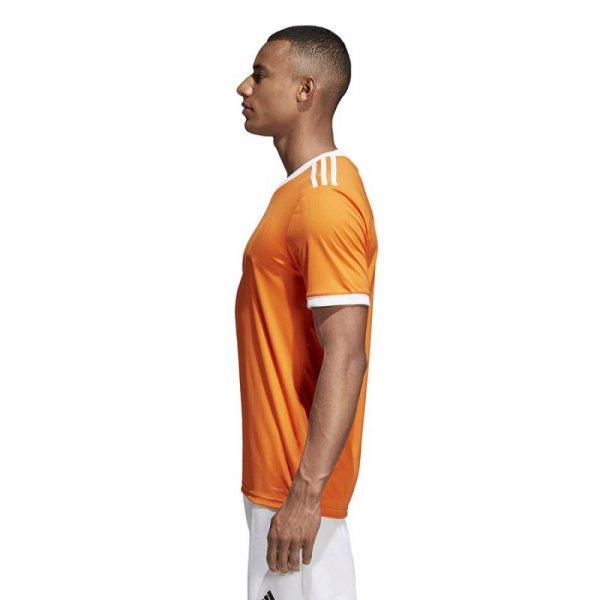 Koszulka adidas Tabela 18 JSY CE8942 pomarańczowy 152 cm