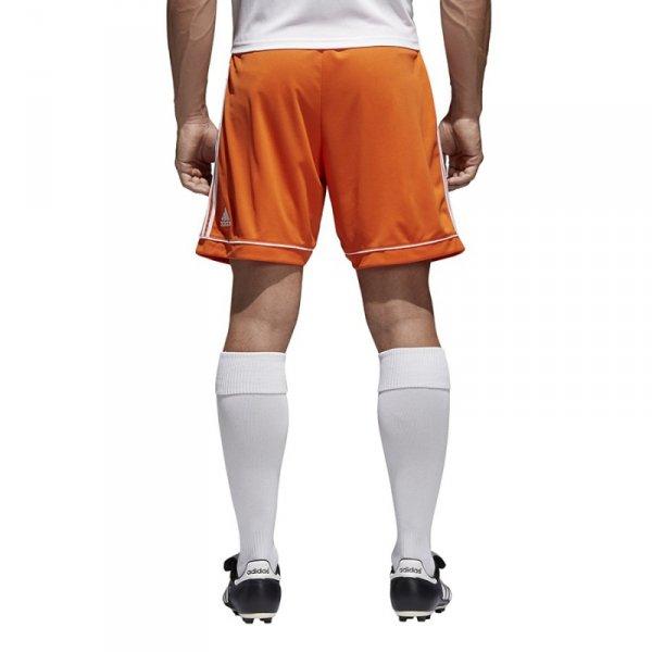 Spodenki adidas Squadra 17 BJ9229 pomarańczowy S