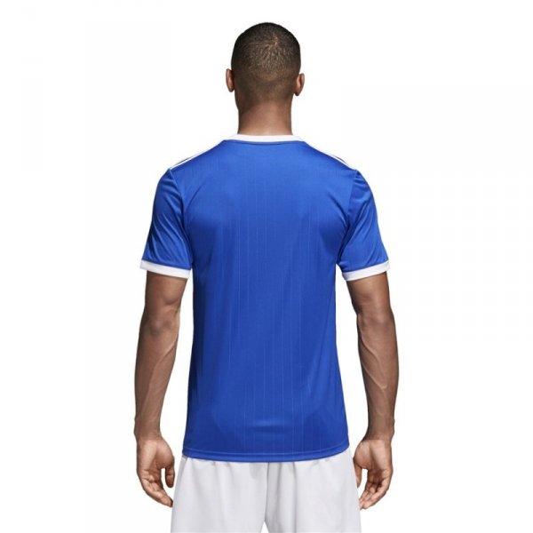 Koszulka adidas Tabela 18 JSY CE8936 niebieski M