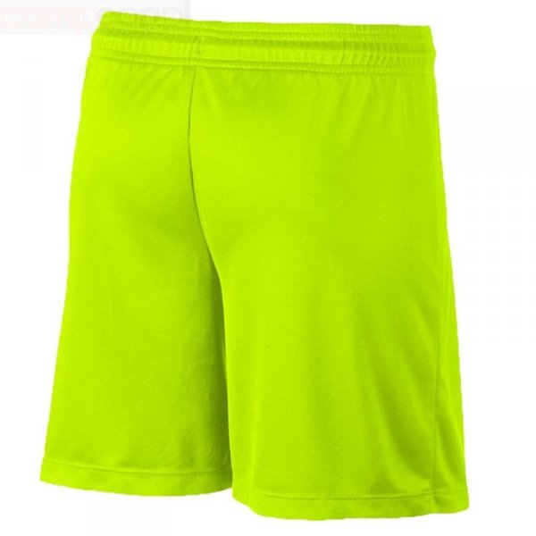 Spodenki Nike Park II Knit Junior 725988 702 żółty S (128-137cm)