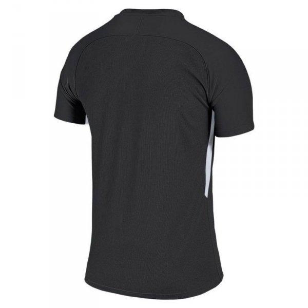 Koszulka Nike Y Tiempo Premier JSY SS 894111 010 czarny XS (122-128cm)