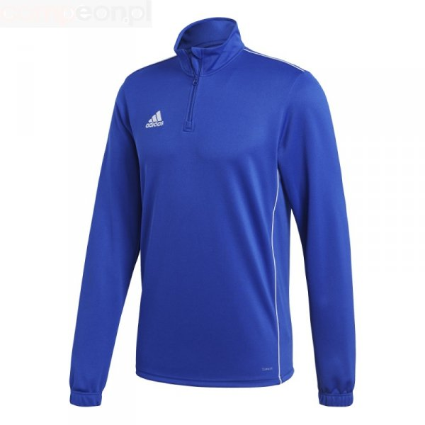 Bluza adidas CORE 18 TR TOP CV3998 niebieski S