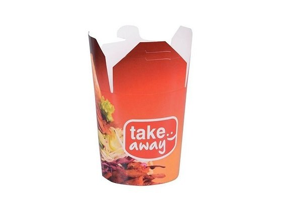 KEBAB BOX 750ml A50 TAKE AWAY