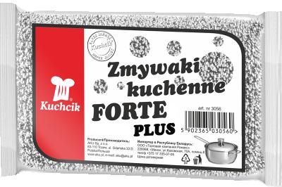 KUCHCIK 3057 ZMYWAKI KUCHENNE FORTE PLUS