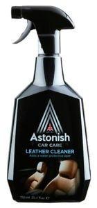 ASTONISH CAR LEATHER SPRAY 750ml