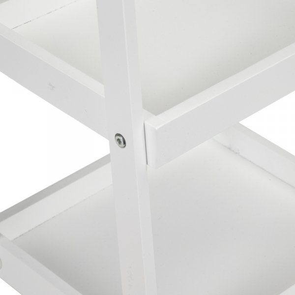 Regał szafka nocna stolik nocny drabinka 3 półki