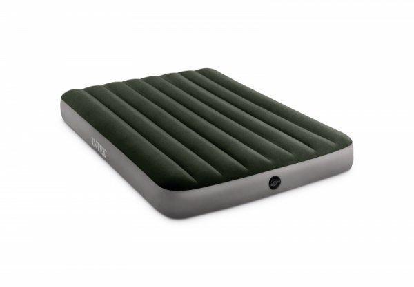 Materac dmuchany do spania łóżko 2os Intex 64108