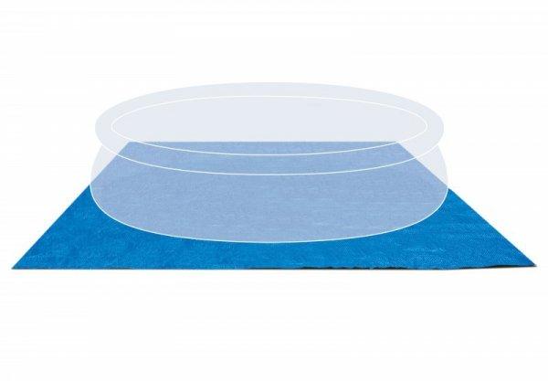 Uniwersalna mata pod basen plandeka podkład 472 cm