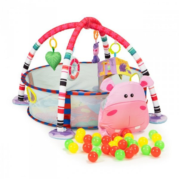 Mata edukacyjna 3w1 dla niemowląt zabawki 30 piłek