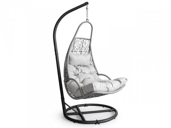 Huśtawka ogrodowa hamak fotel wiszący kosz kokon