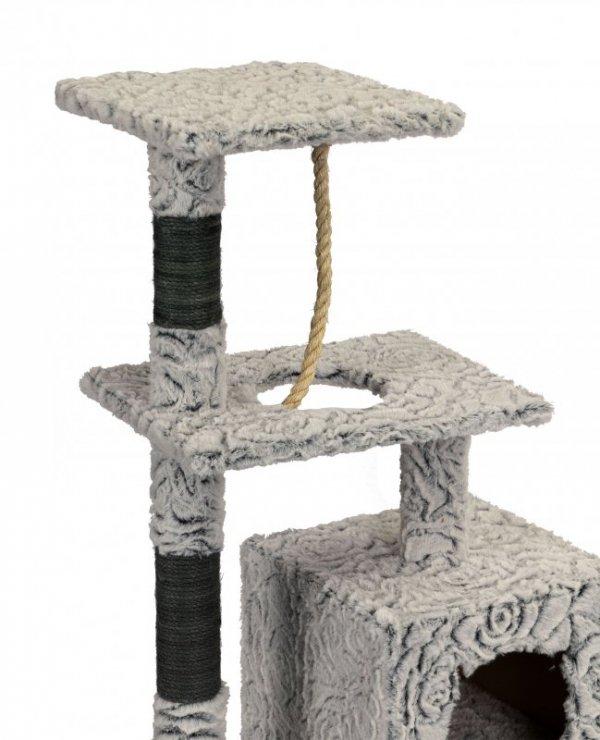 Drapak dla kota domek XXL legowisko drzewko piętrowy