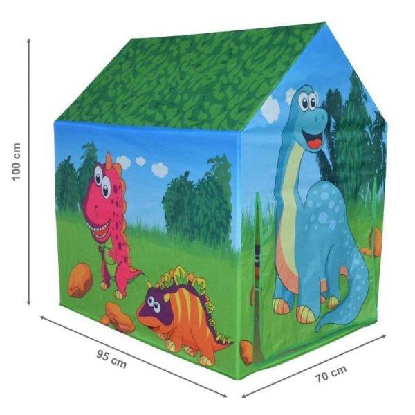 Namiot domek dla dzieci suchy basen Dino Iplay