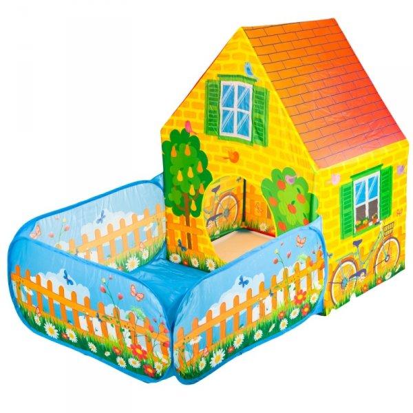 Namiot dla dzieci domek suchy basen Farma IPLAY