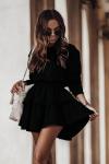 Komplet dresowy Larisa - Czarny