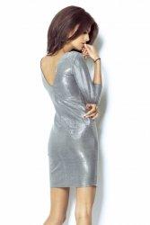 Błyszcząca sukienka Cleo - Ivon
