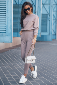 Komplet dresowy Classic - Mocca - StreetStyle