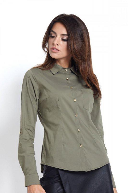 Koszula z kieszonką  Melanie - Ivon