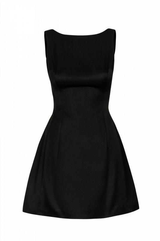 Sukienka Carmen - Czarna