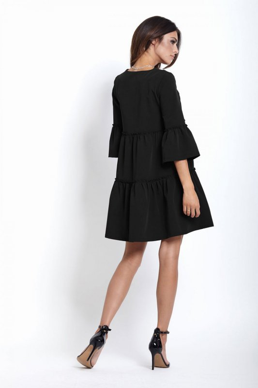 Trapezowa sukienka Greta - Ivon