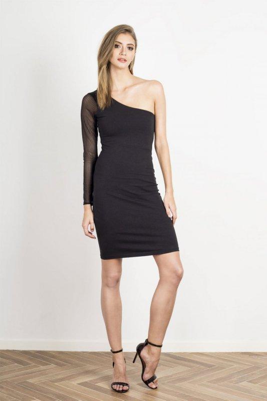 Sukienka Kendall - Czarna - Ivon