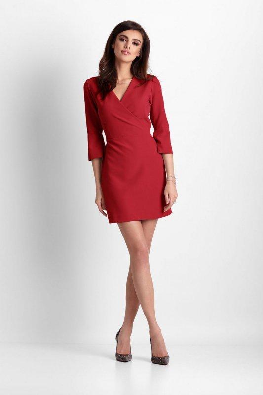 Sukienka Blanche - Czerwona - Ivon