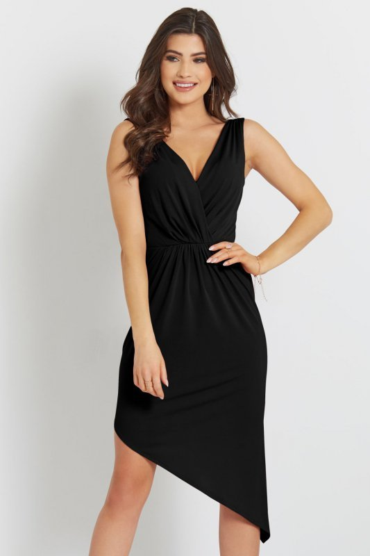 Sukienka Gaja - Czarna