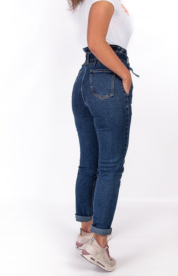 Jeansy mom fit - StreetStyle - 4
