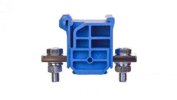 Złączka szynowa 2-przewodowa 70mm2 niebieska ZSG1-70 12901313