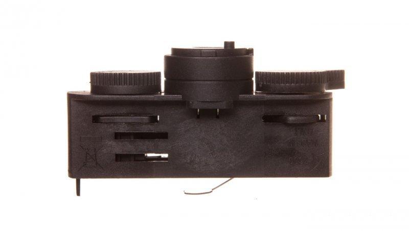 Adaptor elektryczny do szynoprzewodu 3-fazowego czarny IV7600-00-30