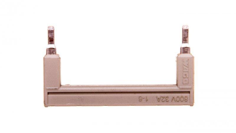 Mostek grzebieniowy 2-torowy 32A 800V 2004-436 TOPJOBS