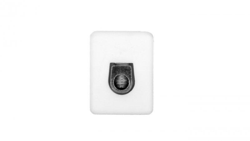Złączka gwintowa porcelanowa 4mm2 1-tor biała CPO-5A-1P 80711516