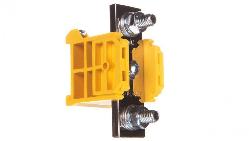 Złączka szynowa 2-przewodowa 70mm2 żółtaTS 35 ZSG1-70.0z 12901314