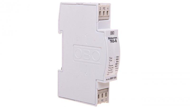 Ogranicznik przepięć linii sygnałowej 120V 18kA TKS-B 5097976