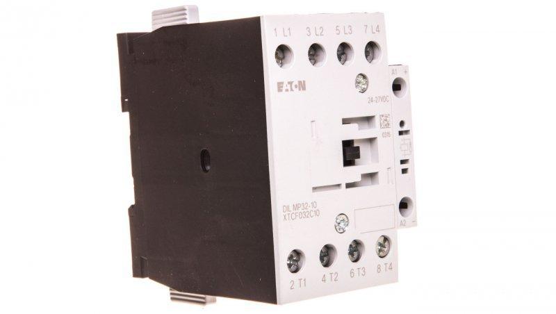 Stycznik mocy 32A AC-1 4P 24VDC 1Z 0R DILMP32-10(RDC24) 109811