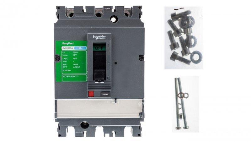 Rozłącznik mocy 3P 160A EasyPact CVS160NA LV516425