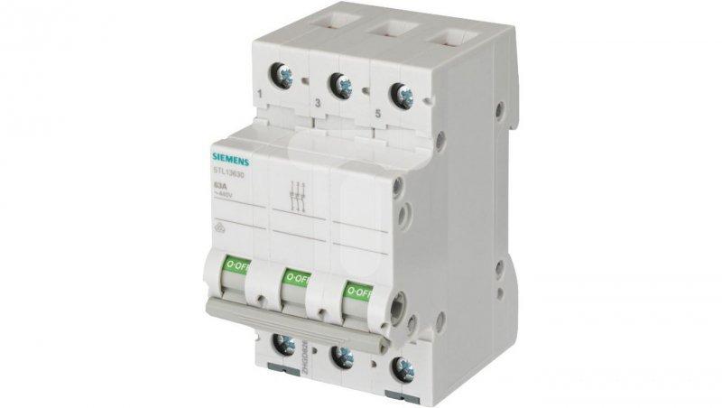 Rozłącznik modułowy 32A 3P 5TL1332-0