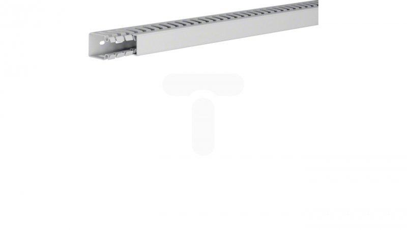 Korytko grzebieniowe bezhalogenowe HA7 40x25 jasnoszare HA740025 /2m/