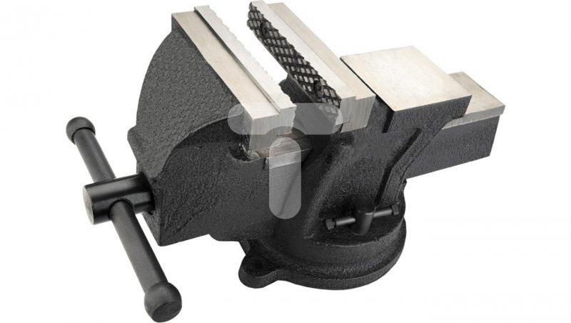 Imadło ślusarskie obrotowe 100 mm 07A210