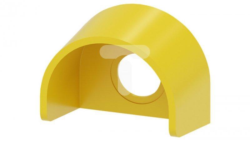 Kołnierz ochronny do przycisku awaryjnego żółty 3SU1900-0DY30-0AA0