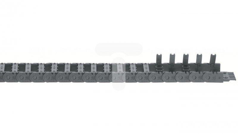 Prowadnica kablowa E2/000 1500 80x93,5x75mm 30 ogniw 1500.080.075.0 /1m/