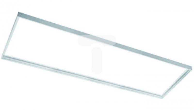 Rama montażowa do Panelu LED 300x1200mm (typu KING PRINCE INNOVO) biała RM-KNG300X120-00