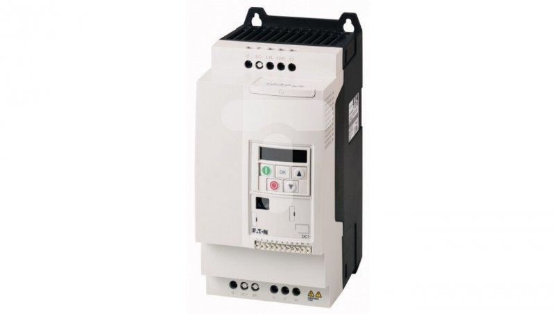 Przemiennik częstotliwości 5,5kW Uwe=3x400V Uwy=3x400/14A IP20 DC1-34014FB-A20CE1 185758