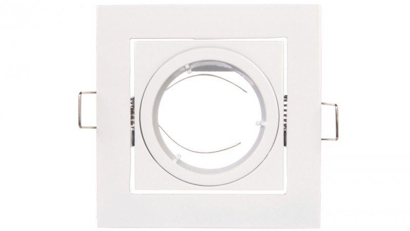 Oprawa punktowa VILA UCHYLNA IP20 kwadrat biała OP-VILAKW-10